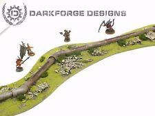 Grassland Pipeline GP14 - Warhammer 40k Handmade Terrain -  By Darkforge Designs