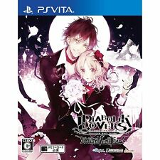 PS Vita DIABOLIK LOVERS Haunted Dark Bridal LIMITED V EDITION Japanese