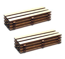 HO-SCALE -TIMBER LOADS KIT BY PROSES MODEL RAILWAY ACCESSORIES-LOAD ON TRAINS +