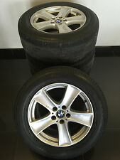 18 inch 5 Spoke BMW Style 209 Alloy Wheels Rims w/Tires 255/55 OEM 36116770200