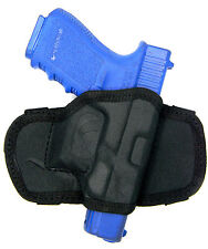 Open Top Molded Nylon Belt Slide Holster For BERSA THUNDER PRO & ULTRA C 9 40 45