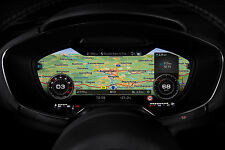 Genuine Audi TT MK3 Retro-fit Navigation & 2016 Maps Package