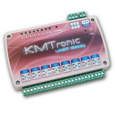 KMTronic UART Série Carte Relais 8 Canaux BOX, 12V