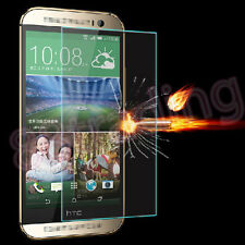 Tempered Glass Screen Protector Premium Protection for HTC One M8 / One M8s