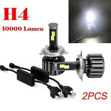 2PCS H4 9003 HB2 120W 10000LM CREE LED Headlight Kit Hi/Lo Beam Bulbs 6000K IRT
