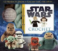 Star Wars Crochet by Lucy Collin (2015, Kit)