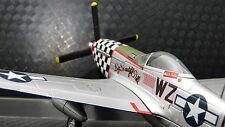 Aircraft Airplane Military Mustang Vintage Air Craft Fighter Plane WW2 1 48 P51