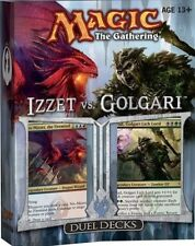 MtG ~ IZZET vs. GOLGARI Sealed Duel Decks Magic the Gathering Foil Jarad Lich