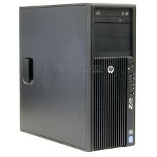 HP Workstation Z420 QC Xeon E5-1603-2,8GHz 8GB 500GB