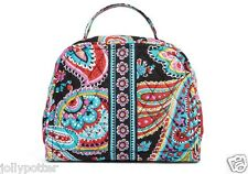 VERA BRADLEY Travel Jewelry Organizer PARISIAN PAISLEY Bag Tote Zip Around $38