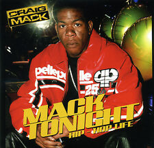 Craig Mack MACK TONIGHT / HIP-HOP LIFE  (Promo CD Single) (2006) RARE