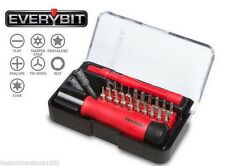 Tekton 2830 EveryBit Tool Kit/Bit Set for Electronics 27pc NEW