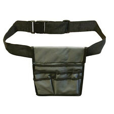 5 Pocket Tool Pouch Belt 220mm x 260mm - Toolbelt Waist Holder Holster