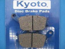 YAMAHA YZF R1   REAR BRAKE DISC PADS  2004 - 2013