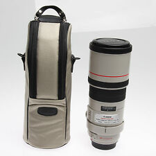 Canon EOS EF 300mm f/4 L IS USM Lens with Built in Hood ~