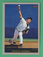 2000 Topps Traded Hideo Nomo Detroit Tigers #T114
