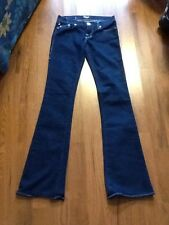 Ladies Size 25 Rock & Republic Dark Denim Kasandra Jeans