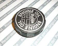Alfa Romeo 155 145 146 1.6 1.8 2.0 16V TS Genuine Engine Oil Filler Cap 60606238