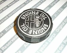 Alfa Romeo 156 1.6 1.8 2.0 1.9 2.4 new genuine engine oil filler cap 60606238