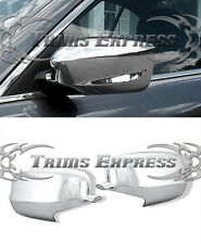 2008-2012 Honda Accord 2Pc Chrome Full Door Mirror Covers