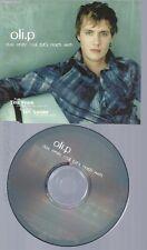 CD--OLI.P -- --- DAS ERSTE MAL TAT'S NOCH WEH