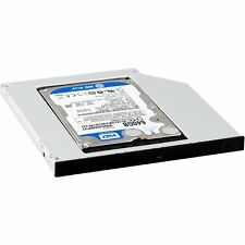 Protronix SATA Optical Bay 2nd Hard Drive Caddy Universal for 9.5mm CD Drive
