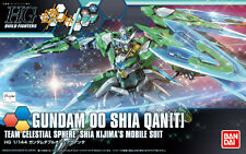 Gundam Build Fighters Try HGBF #049 Gundam 00 Shia Qan[T] (Quanta) Model Kit USA