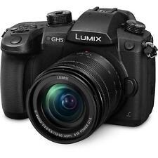Cámara Digital Panasonic Lumix DMC-GH Con Lente 12-60mm f3.5-5.6 Reino Unido Stock Nuevo Y En Caja