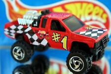 1996 Hot Wheels Racing World Nissan Hardbody Truck
