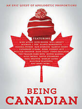 Being Canadian (DVD, 2016) Brand New
