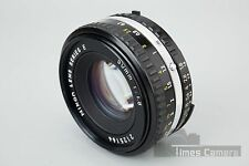 Nikon 50mm f/1.8 Series E Lens Manual Focus for N / F Mount