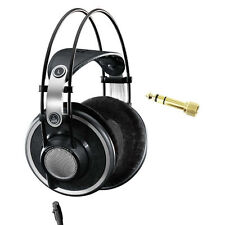 AKG K702 Professional Studio Monitor Open Back Headphones K-702