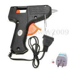 20W Electric Heating Hot Melt Glue Gun Sticks Trigger Craft Album Repair Tool