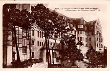 LE TOUQUET-PARIS-PLAGE 324 LL hôtel des anglais archi. debrouwer et drobecq