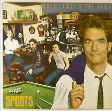 "12"" LP - Huey Lewis And The News - Sports - B2090 - washed & cleaned"