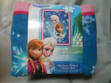 "Disney's Frozen Make Your Own Blanket Kit 43"" x 55"""