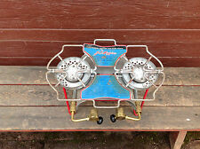 Rare* J.C. Higgins Model 7120 Two Burner Propane Camp Stove