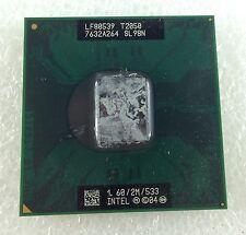 Toshiba Satellite A105 CPU Intel Core Duo Processor T2050