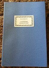 A WALBERSWICK GOODNIGHT STORY Louis de Bernières 1st ED 200 COPY SIGNED/LTD OOP
