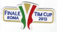 [Patch] FINALE TIM CUP ROMA 2013 toppa ricamo - LAZIO Coppa Italia REPLICA -120