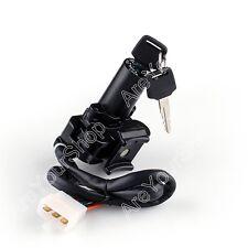 Ignition Switch Lock Keys pour Kawasaki ZZR 400 600 ZX-7R 9R ZXR750 ZXR400