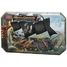 Mega Bloks Pirates of the Caribbean Black Pearl 1017 New & Sealed