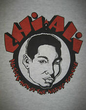 1992 Chi Ali Vtg Rap T-shirt Beatnuts Black Sheep de la soul DITC 90s hip hop XL