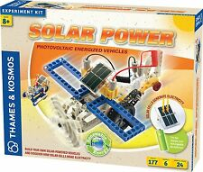 Thames and Kosmos 555006 Solar Power Experiment Kit