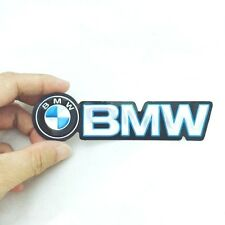 BMW EMBLEM STICKER LOGO 130 MM MADE OF THIN FOIL