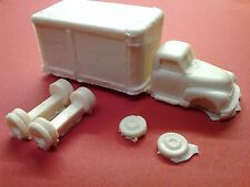 HO SCALE TRUCK-1948 CHEVROLET 5 WINDOW DELIVERY TRUCK