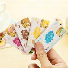 Creative Cute Mood Memo Note Pad Message Book Paper Letter Lovely Cartoon Gift L