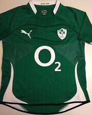 MAILLOT RUGBY PUMA IRFU IRLANDE // TAILLE L