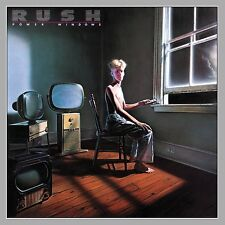 RUSH : POWER WINDOWS  (180g LP Vinyl + download) sealed