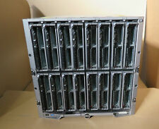 Dell PowerEdge M1000E Chassis + 16 x M610 blade Server 32 x Quad-Core 384GB Ram